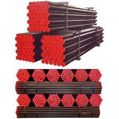 BQ NQ HQ PQ Drill Round Steel Rod Diamond Core Drill Tools For Concrete Mining